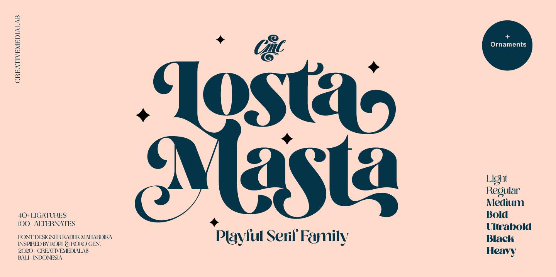 Losta Masta