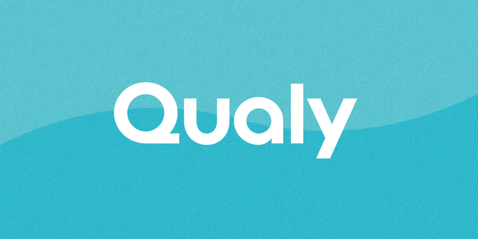 Qualy font page