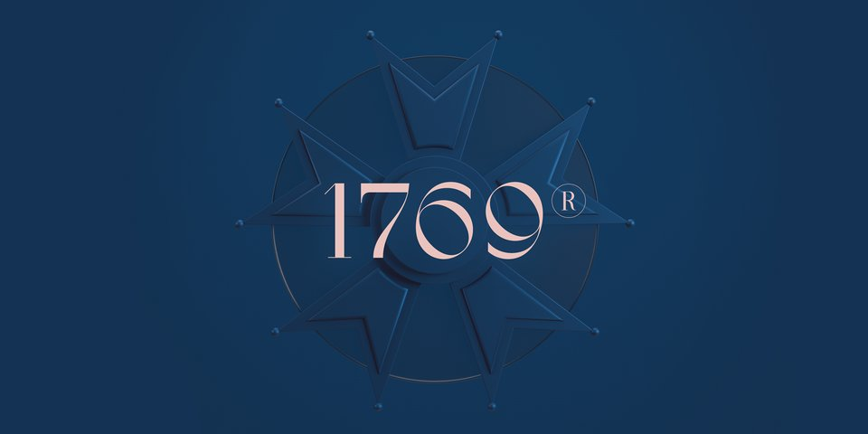 1769 font page