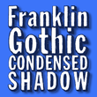 Franklin Hand Cond Shadow