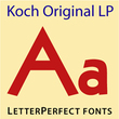 Koch Original LP