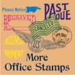 More Office Stamps JNL
