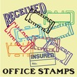 Office Stamps JNL