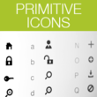 Primitive Icons™