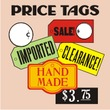 Price Tags JNL