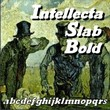 Intellecta Slab Bold