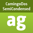 CamingoDos SemiCondensed™