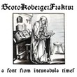 Scoto Koberger Fraktur N9