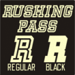 Rushing Pass JNL
