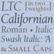LTC Californian™