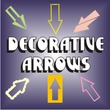 Decorative Arrows JNL