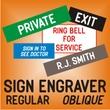 Sign Engraver JNL