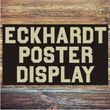 Eckhardt Poster Display JNL