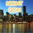 Night Sign JNL