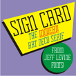Sign Card JNL