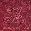 1886 Romantic Initials