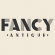 Fancy Antique Display
