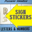 Sign Stickers JNL