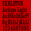 Skeleton Antique