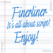 Linotype Finerliner™