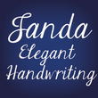 Janda Elegant Handwriting