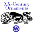 XX Century Ornaments