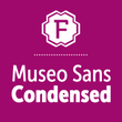 Museo Sans Condensed™