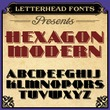 LHF Hexagon Modern™