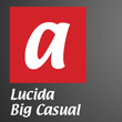 Lucida Big Casual