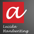 Lucida® Handwriting