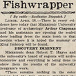 Fishwrapper