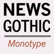 Monotype News Gothic