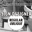 Sign Designer JNL