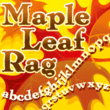 Maple Leaf Rag NF