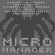 Micro Manager NF