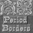 Period Borders NF