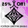 Fontazia Christmas Baubles