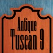 HWT Antique Tuscan 9