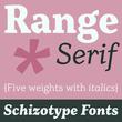 Range Serif™