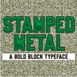 Stamped Metal JNL