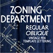 Zoning Department JNL