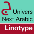 Univers® Next Arabic