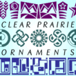 Clear Prairie Ornaments™