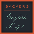 Sackers English Script