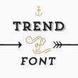 Trend Font Download