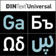 PF Din Text Universal®