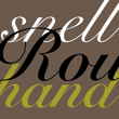 Snell Roundhand®