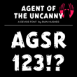 Agent Of The Uncanny