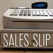 Sales Slip JNL