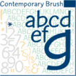 Contemporary Brush™